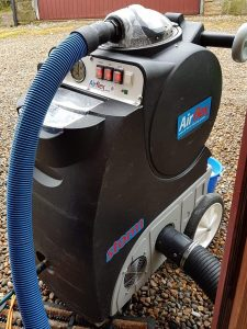 Professional Carpet Cleaning - Aiflex Storm - Quidos Cleaning